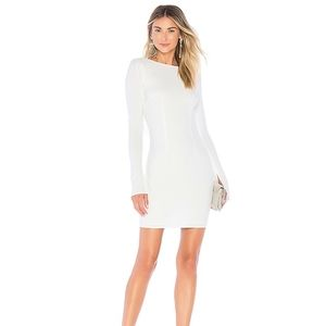 katie may Dresses - REVOLVE Katie May | Glisten dress in Ivory NWT XS